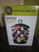 Dolce Gusto capsule carousel