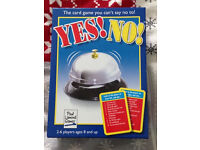 childrens toys - yes no game like new only played once