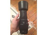 Sigma AF 70-300 lens - Canon fit