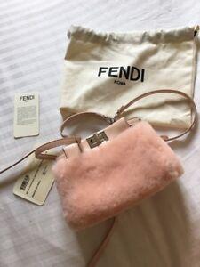 Authentic Fendi Micro Peekaboo