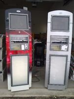 Recharge Cell Phone Vending Machine