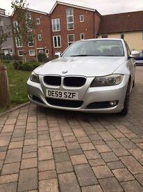 BMW 316d ES 59 Plate