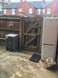 Any prices for removal of all this? Free fridge