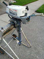 Evinrude 2 hp outboard