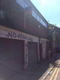 Warehouse unit to Rent Town Centre Area