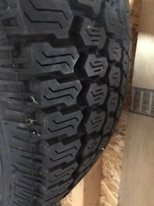 New Goodyear Tire