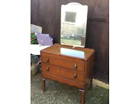 Vintage dressing table shabby chic