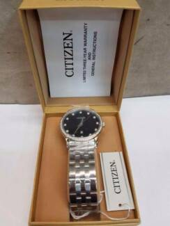 AS NEW Citizen Watch With Box - AUTHENTIC