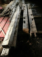 Barn Board and Beams