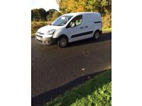 2013 Citroen berlingo van 1.6 HDI (no vat)