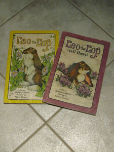 TWO Adorable BEDTIME STORY BOOKS..[Cosgrove]..1981....