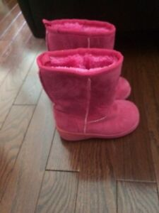 Girl Boots- child size 6 from Joe Fresh London Ontario image 2