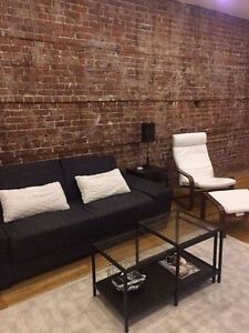 SUBLET FOR JULY AND FIRST TWO WEEKS OF AUGUST