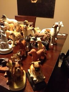 Collectable dog figures London Ontario image 1