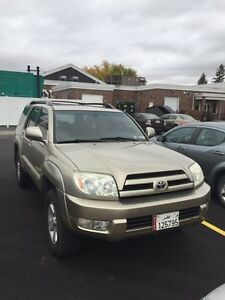 2005 Toyota 4runner v6 limited