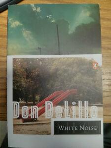 White Noise by Don Delillo London Ontario image 1