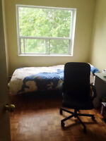 Summer sublet from July to August