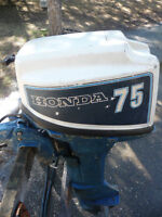 7.5 Honda 4 stroke outboard for parts or repair