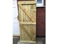 Brand new gate for sale