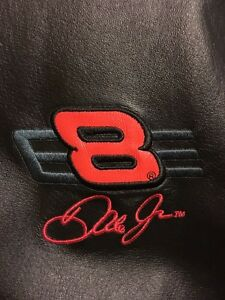Dale Earnhardt Jr #8 Genuine Leather Jacket Windsor Region Ontario image 5