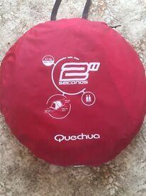 Quechua Pop up tent