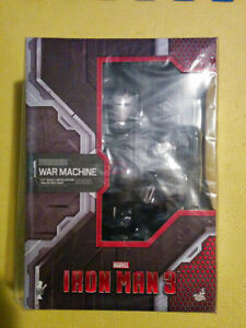 Iron Man 1:4 Bust Hot Toys, War Machine, Patriot, Mark VII