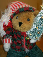 FibreOp Christmas Bear