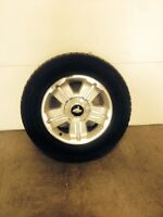 Chev rims and tires