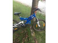Kids SilverFox Mountain Bike