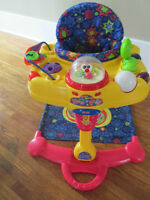 FISHER PRICE TAKE ALONG HOP 'N' POP