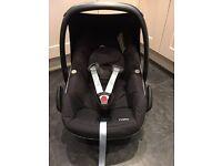 MaxiCosi car seat group 0+