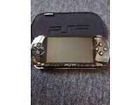 Sony PSP with bundle