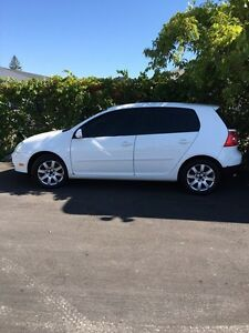 2007 Volkswagen Rabbit (golf)