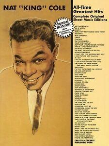 Nat King Cole Sheet Music   eBay