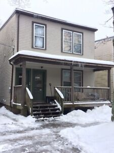 May 1. Central Hfx. 2-3 bedroom flat. $1,575 includes heat.