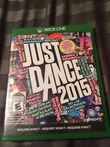 Just dance 2015  &  Fantasia  scellé  sealed