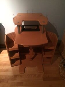 Game console and tv stand West Island Greater Montréal image 2