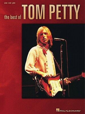 The Best of Tom Petty Sheet Music Piano Vocal Guitar Songbook NEW 000306419