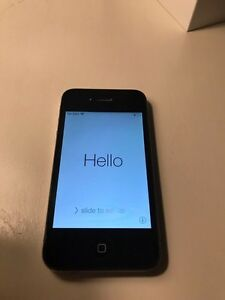 iPhone 4S 16GB Kitchener / Waterloo Kitchener Area image 1