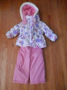 Size 18 mth Girls Oshkosh Snowsuit Kitchener / Waterloo Kitchener Area image 1
