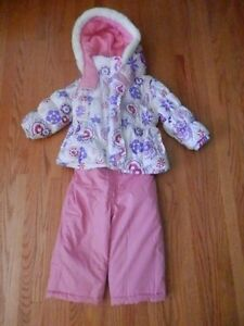 Size 18 mth Girls Oshkosh Snowsuit
