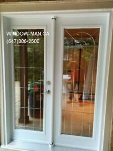 Garden French Door Patio Back Sliding  Good Job