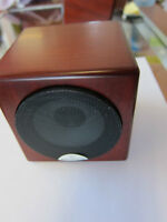 Rosewood Monitor Audio Radius 45's and R180 Centre Channel Spkr.