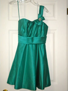 Turquoise Party Dress Kitchener / Waterloo Kitchener Area image 1