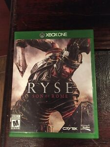 Ryse son of rome xbox one Saguenay Saguenay-Lac-Saint-Jean image 1