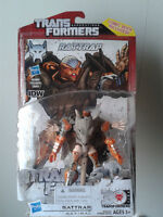 Transformers - Generations - Rattrap (mint with comic book)