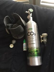 Itsa co2 set up
