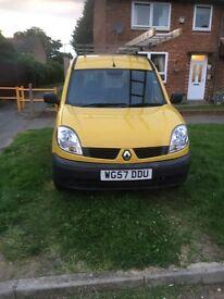Renault kangoo van 1.7dci