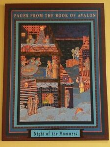 "Painting poster ""Pages from the book of Avalon""  St. John's Newfoundland image 5"