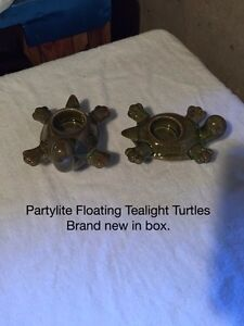 Brand new in box Partylite candle holders Prince George British Columbia image 2